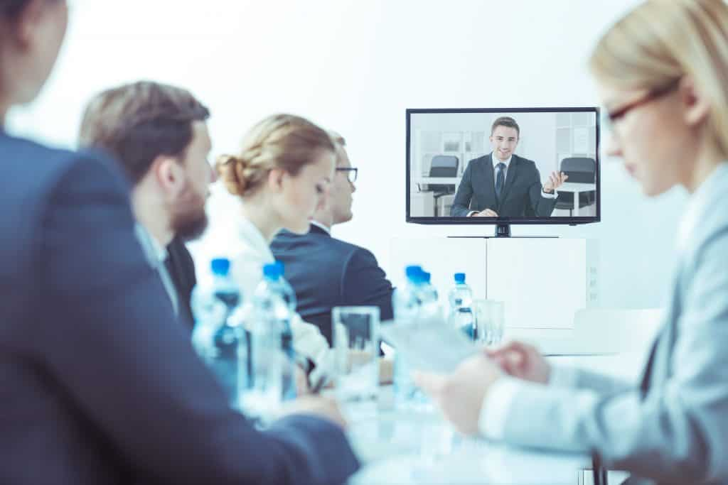 Use video to keep employees engaged.